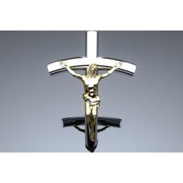 """Colgante """"Cristo"""" de Oro (102)"""