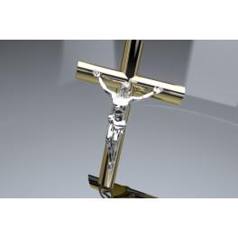 """Colgante """"Cristo"""" de Oro (105)"""